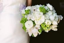 Flowers|Green and White / by Parsonage Events