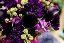 Flowers|Purple / by Parsonage Events