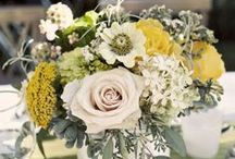 Flowers|Yellow / by Parsonage Events