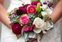 Flowers|Raspberry & Cranberry / by Parsonage Events