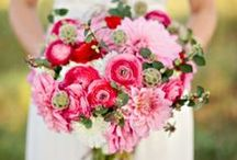 Flowers|Pink / by Parsonage Events