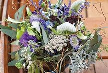 Flowers|Blue / by Parsonage Events