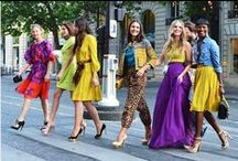 Fashion / by Gina Paola Collazos