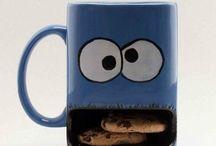 Mugs / by Britt van den Arend