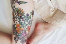 ink / by Kat Dickie
