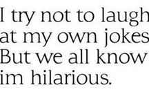 giggles.