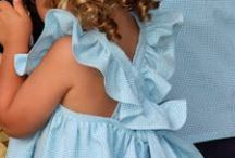 Children's Clothing I ADORE! / I love traditional clothing for children.  I absolutely adore anything smocked.  I miss the days when my daughter had a closet full of smocked dresses. / by Randi Bennett