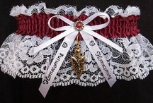 Cheerleader Garter 2014 / Shine Like You Mean It! Official site for Cheerleader Spirit Garters in your School colors. 2014 Cheerleading Garters, Cheer Garters. Add a Football Charm, Year Charm, Mascot Charm and more to your Cheer Garter. Stand out at Cheer Camp. / by garters.com