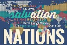 Inspiration / Let Jesus be your inspiration today. Check out our pins and remember that Jesus lives in your heart!