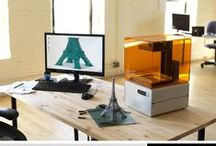 3D Printers / Too much awesome to handle. Can't wait for the future!
