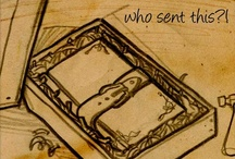 Whenabouts: A Warm Stories Adventure / A captivating many-media adventure – part book, part subscription, part game – that unfolds in 12 real-world mailings over six months! http://whenabouts.com / by Warms