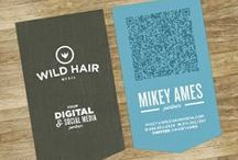 Business Cards / Business cards are still an essential in today's world - here we share our favorite designs from around the web!
