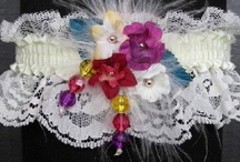 Summer Wedding Garter / by garters.com