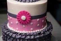 Cakes, Cupcakes, Cake Pops {Desserts}
