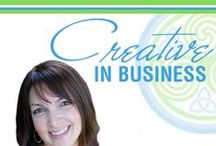 Creative in Business Radio Show / Valuable information and tips on how to experience more freedom, fun and flexibility as a creative in business. Help is here for creative entrepreneurs and business owners who are building and growing an existing business. Topics include creativity, mindset, business strategy, planning, project management, organization, leadership, team-building, communication, marketing, sales, finances, legal, technology and more.