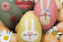 Creative Ideas For Easter Decor / Easter is no longer strictly for pastels, flowers, and cheeky decor. Today's Easter inspired room decor can be chic, fun, and still sophisticated. Here are a few ideas: