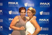 Backdrops / The essential accessory for red carpet treatment. Backdrops are perfect for events with publicity