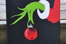 Christmas decorations! / by Lindsay Dever