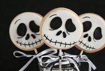 Nightmare before Christmas potluck / by Lindsay Dever