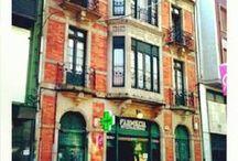 Farmacias Langreo Asturias / Las Farmacias de los distritos urbanos de Langreo, Asturias: Sama, La Felguera, Riaño, Ciaño, Tuilla...