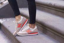NB shoes / by Britt van den Arend