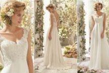 wedding / Wedding and bridal inspiration