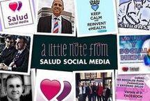 Salud Social Media / Social Media to promote eHealth brands http://www.saludsocialmedia.com