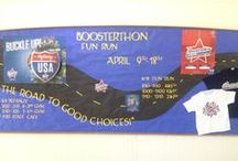 Boosterthon/CT decor / by Renae Duncan
