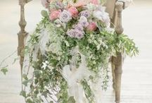 Flowers|New Cascade Bouquet / by Parsonage Events