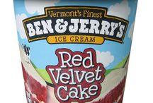 Ben&Jerry's icecream / by Britt van den Arend