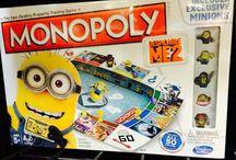 Monopoly / by Britt van den Arend