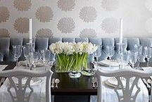 Let Your Walls Do The Talking / Wallpaper isn't just for your grandmother anymore.
