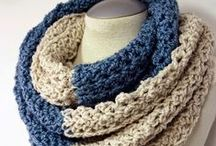 Crochet Hats/Scarves/Boot Cuffs / by Shannon LeClair