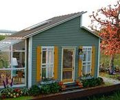 Tiny House / #TinyHouse Obsession #Architecture #Design and Small