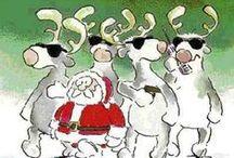 Christmas is funny / Christmas is funny. #humor