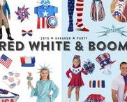 Past Party Costume Ideas / Take a look at spreads from past Kanakuk theme parties for ideas for your next costume party!