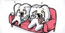 Humor Dental. Humor en Odontología / Chistes e imágenes graciosas en el sector dental. Cortesía de http://www.accurator.es/