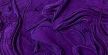gorgeous violet / Beautiful violet and purple pins for inspiration.