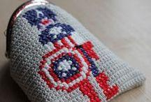Crochet / crochet, ganchillo, patrones, ideas. / by Mis obsesiones de hoy