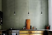 kitchen dreams / i will have a nice kitchen one day, dammit!   / by barbara paulsen