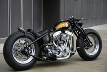 Motorcycles / by Doug