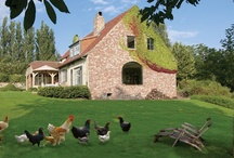 Cottages & Dreamy Homes / love them all