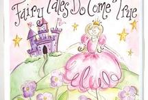 Fairy Garden / evolving a storyteller