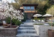 Outdoor Living Spaces / by Anna H. Fane Interior Design, ASID