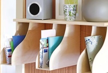 Home Organization / Ideas and products that help organize a house and make it more efficient. Some links have tutorials for DIY solutions, and others have helpful products, tips and hacks to improve efficiency, keep a home neat and tidy, and streamline storage.