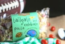 Football & Tailgate / Are you ready for some Football!!!! We're talking tailgate, baby! Tailgate recipes, tips and tricks. Fun food and recipes that will take your Superbowl parties up a notch!