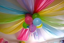Party Ideas & Decor / Ideas for DIY party decorations, activities and games, birthday party themes, gift wrapping techniques, DIY greeting cards, tutorials for making party favors, and everything else party-related!