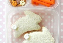 Kids' School Lunch, Bento Box & Meal Ideas / This is a compilation of different recipes, and decorating and serving ideas, for making kids' meals not only nutritious, but attractive and inviting. Lunch, dinner, breakfast and snacks can be fun for children, with healthy food served up in creative ways. Meal ingredients like sandwiches, fruits and veggies can be cut into cute shapes, decorated and coordinated using seasonal, holiday and other fun themes. / by Christina Mendoza