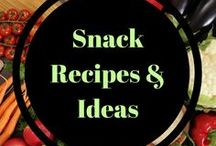 Snack recipes and ideas / Easy, nutritious, portable snack ideas to make your meal prep easier!