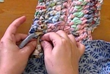 Craft: Fabric & Sewing / Sewing projects, and other crafts using fabric or leather.